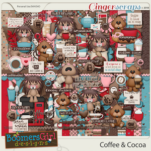Coffee & Cocoa by BoomersGirl Designs