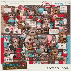 Coffee & Cocoa by BoomersGirl Designs