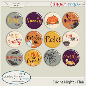 Fright Night - Flair