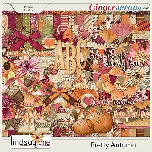 Pretty Autumn by Lindsay Jane