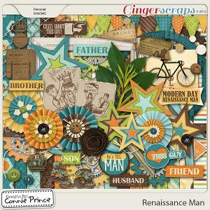 Retiring Soon - Renaissance Man - Kit