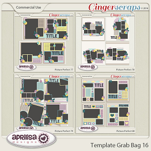 Template Grab Bag 16