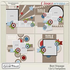 Bon Voyage  - 12x12 Temps (CU Ok)