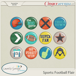 Sports: Football Flairs