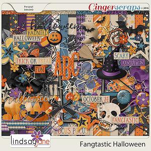 Fangtastic Halloween by Lindsay Jane