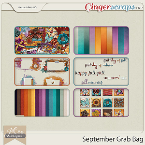 September Grab Bag by JoCee Designs