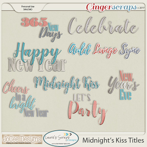 Midnight's Kiss Title Pack