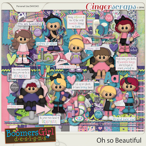Oh so Beautiful by BoomersGirl Designs