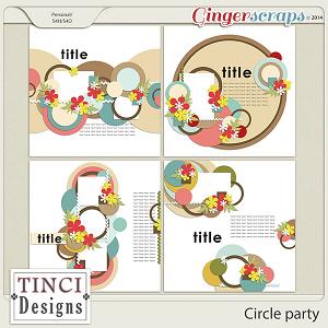 Circle party