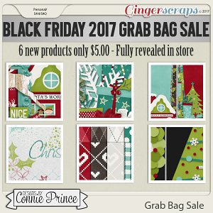 Black Friday 2017 Grab Bag - North Pole by Connie Prince