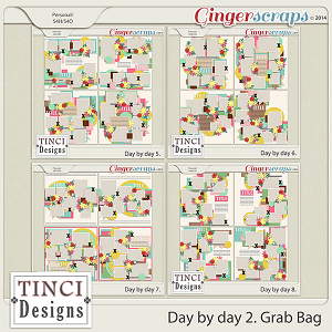 Day by day 2. Grab Bag