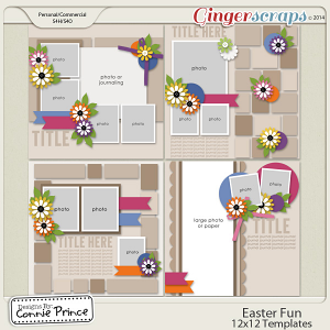 Easter Fun - 12x12 Temps (CU Ok)