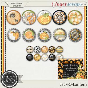 Jack O Lantern Flairs