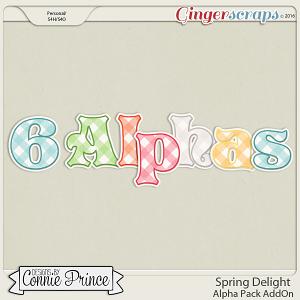 Spring Delight - Alpha Pack AddOn