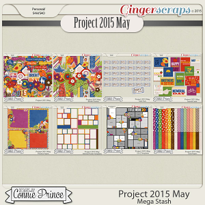 Project 2015 May - Mega Stash