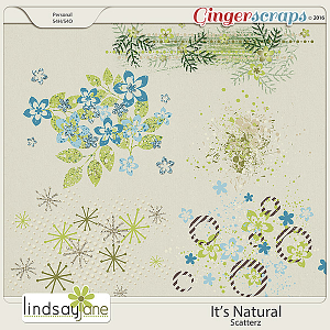 Its Natural Scatterz by Lindsay Jane