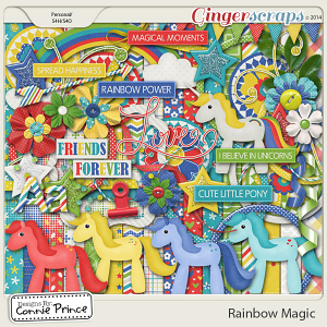 Rainbow Magic - Kit