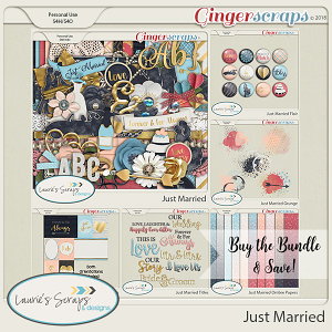 Just Married Bundle