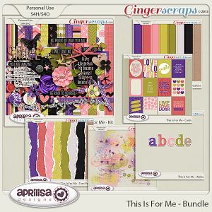 This Is For Me - Bundle by Aprilisa Designs
