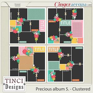 Precious album 5. - Clustered