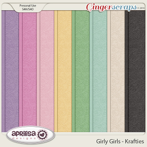 Girly Girls - Krafties