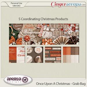 Once Upon A Christmas - Grab Bag