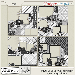 {HUES} Silver Celebration - QuickPages