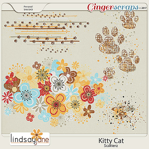 Kitty Cat Scatterz by Lindsay Jane
