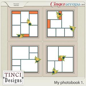 My photobook 1.