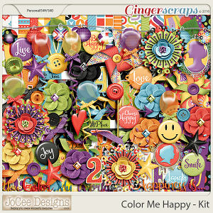 Color Me Happy Kit