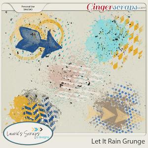 Let It Rain Grunge