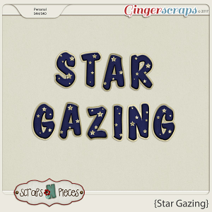 Star Gazing alpha by Scraps N Pieces