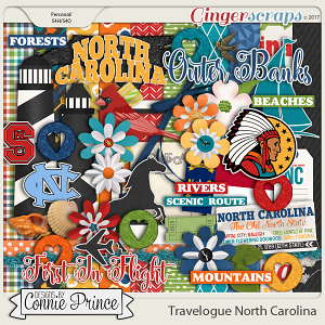 Travelogue North Carolina - Kit