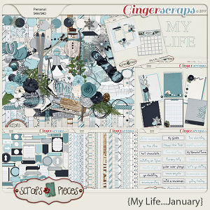 My Life - January Bundle