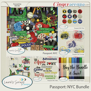Passport: NYC Bundle