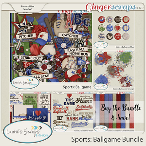 Sports: Ballgame Bundle