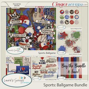 Sports: Ballgame Bundle