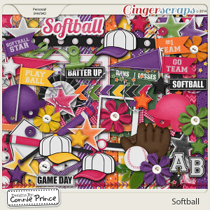 Softball - Kit