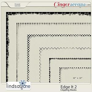 Edge It 2 by Lindsay Jane