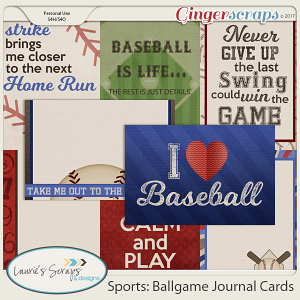 Sports: Ballgame Cards