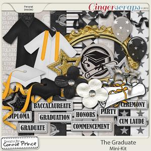 Retiring Soon - The Graduate - MiniKit