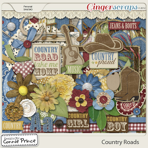 Retiring Soon - Country Roads - Kit