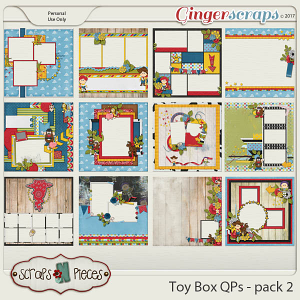 Toy Box Quick Pages 2