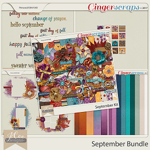 September Bundle by JoCee Designs