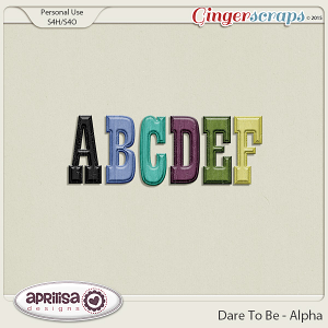 Dare To Be - Alpha