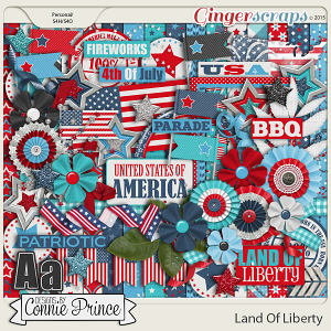 Land Of Liberty - Kit