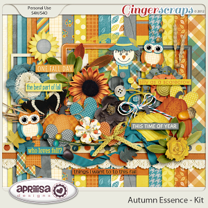 Autumn Essence - Kit