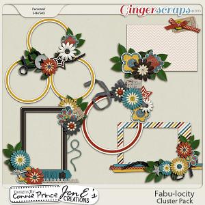 Fabu-locity - Cluster Pack