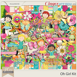Oh Girl Kit by JoCee Designs