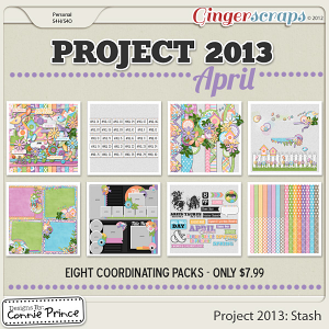Project 2013: April - Mega Stash